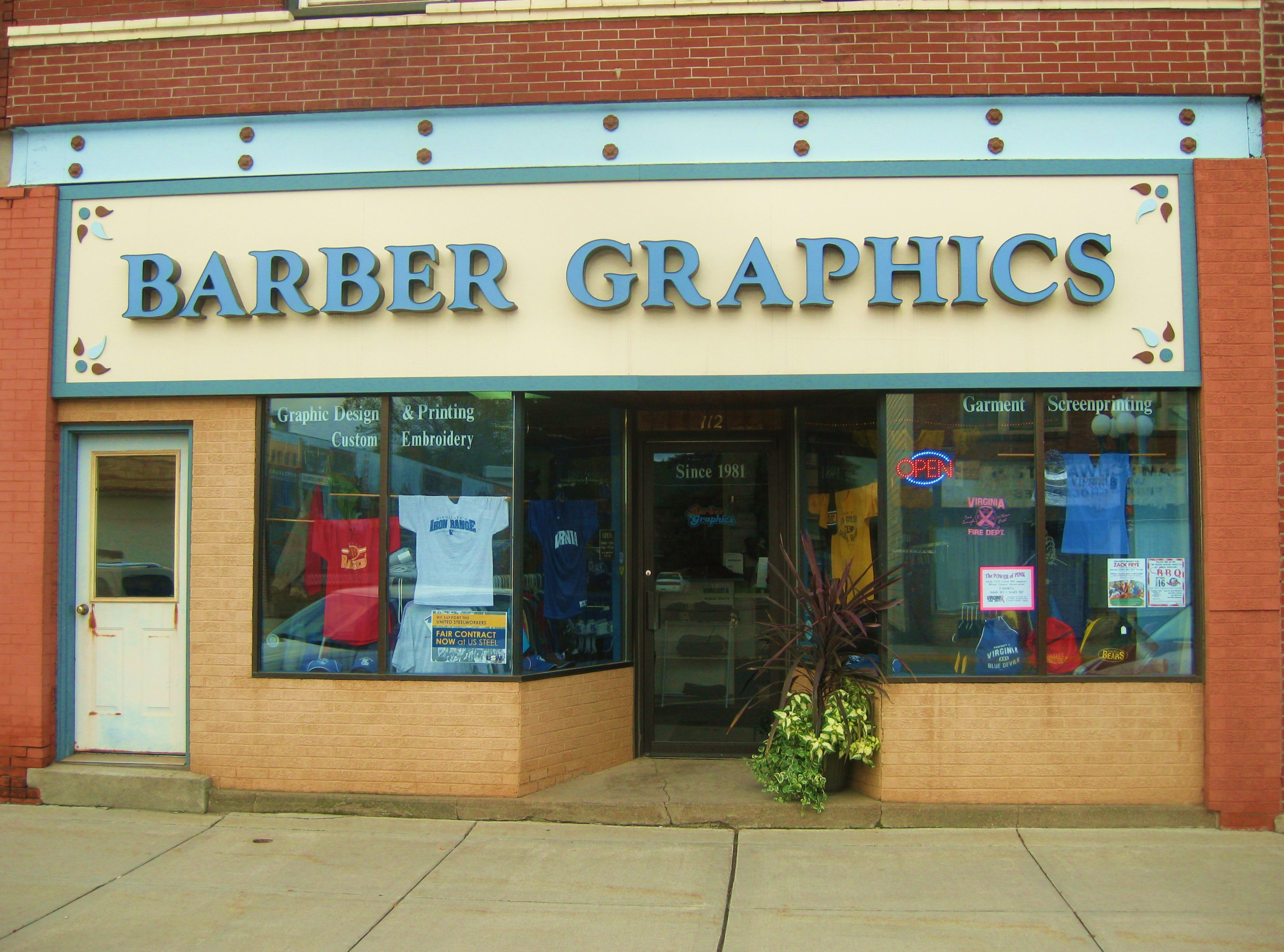 Barber Graphics