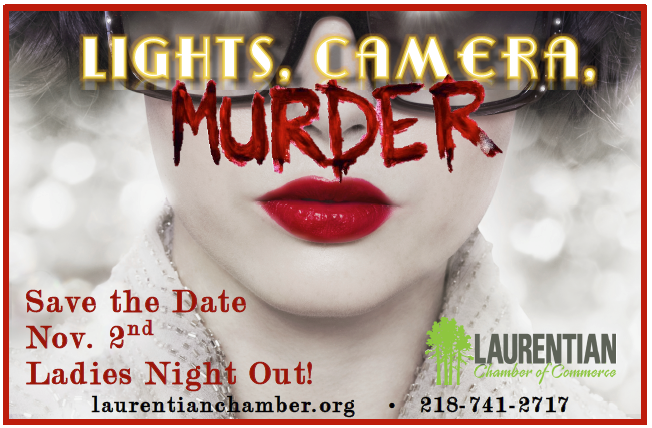 Ladies Night Out- Lights, Camera, MURDER!