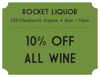 Rocket Liquor