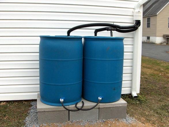 Build Your Own Rain Barrel